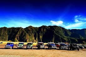 sewe jeep bromo