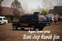 Sewa jeep Kawah Ijen