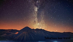 Bromo milky way tour