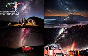 Info Bromo Milky Way