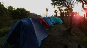 Paket Wisata Bromo Camping Semalam