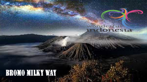 Pakej Percutian Bromo Milky Way