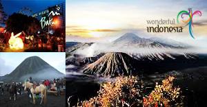 Pakej Percutian Surabaya Bromo Malang 4 Hari 3 Malam