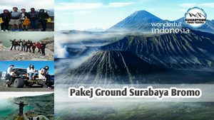 Pakej Ground Surabaya Bromo