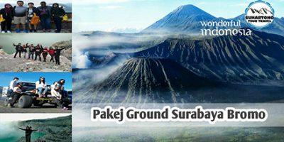Pakej Ground Surabaya Bromo