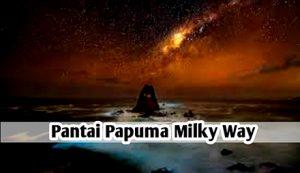 Bromo Milky Way Papuma Tumpak Sewu