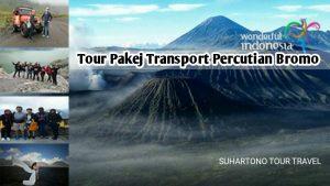Tour Pakej Transport Percutian Bromo