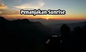 penanjakan Sunrise