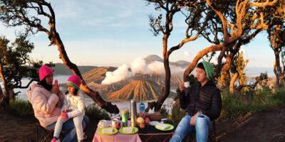 Paket Wisata Bromo Piknik